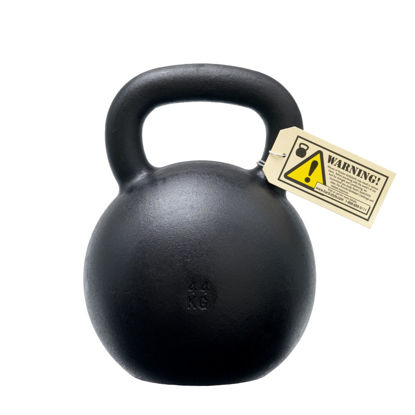 Bild von 44kg Dragon Door Military Grade RKC Kettlebell