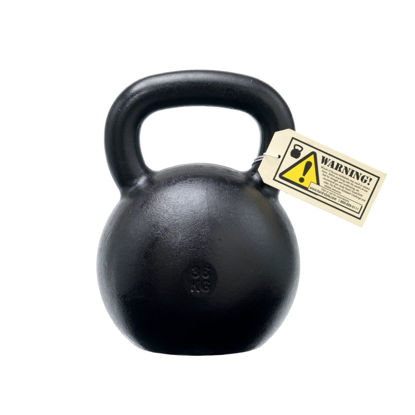 Bild von 36kg Dragon Door Military Grade RKC Kettlebell
