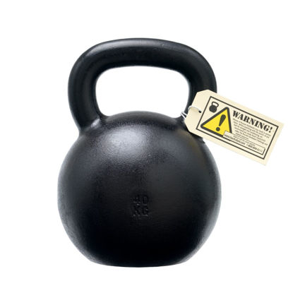 Bild von 40kg Dragon Door Military Grade RKC Kettlebell