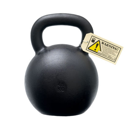 Bild von 48kg Dragon Door Military Grade RKC Kettlebell