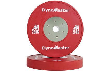 Bild von DynoMaster 2.5kg Gewichtsscheibe - Fractional Plate - 1 Paar