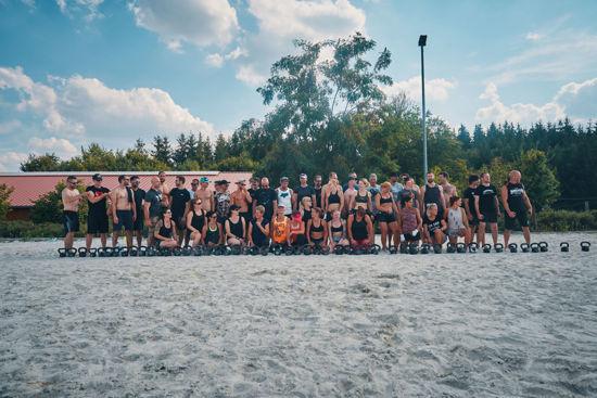 Bild von RKC Kettlebell Sommercamp 2019