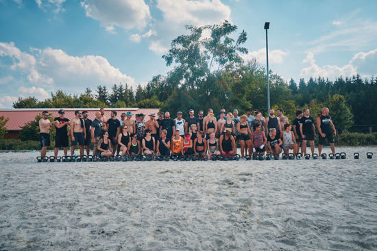 Bild von RKC Kettlebell Sommercamp 2020